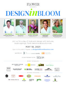 Design in Bloom: May 18, 2021