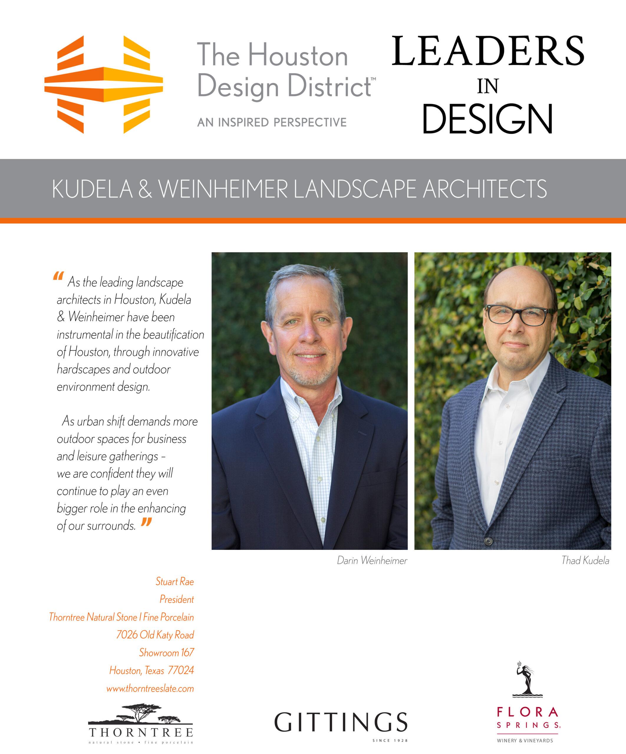 Leaders In Design